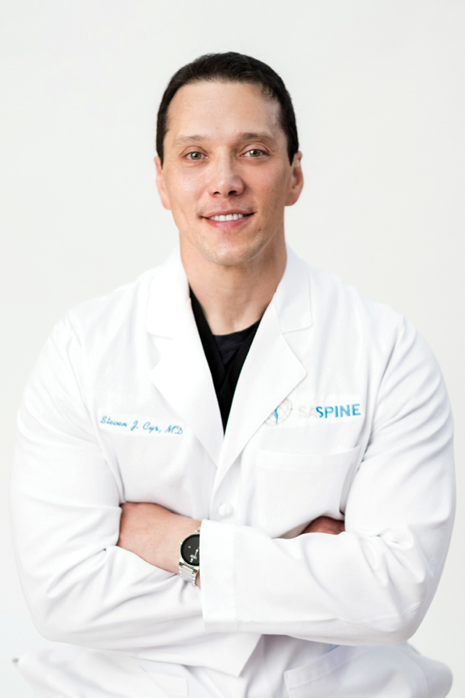 Dr. Steven Cyr | January MD Monthly Magazine