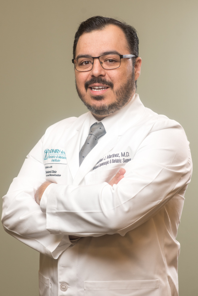 Dr. Michael Martinez