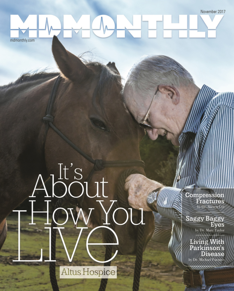 Altus Hospice | It's About How You Live | MD Monthly