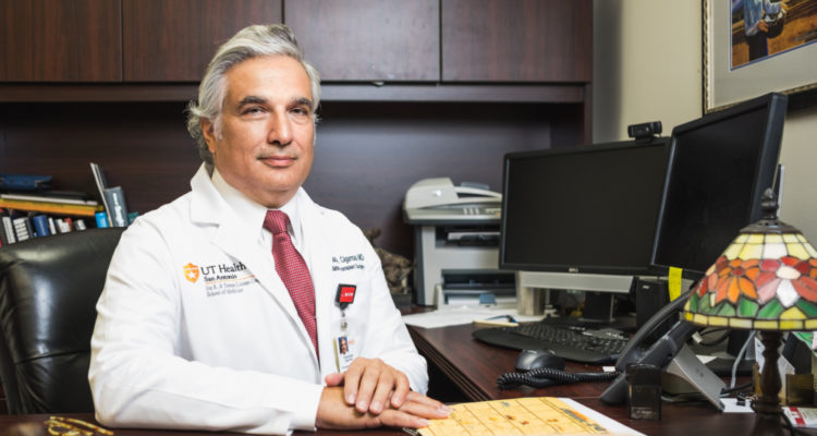 Dr. Francisco Cigarroa | UT Health San Antonio | MD Monthly