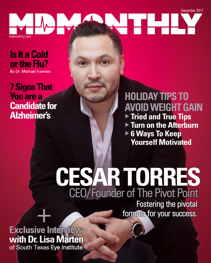 Cesar Torres, CEO of The Pivot Point