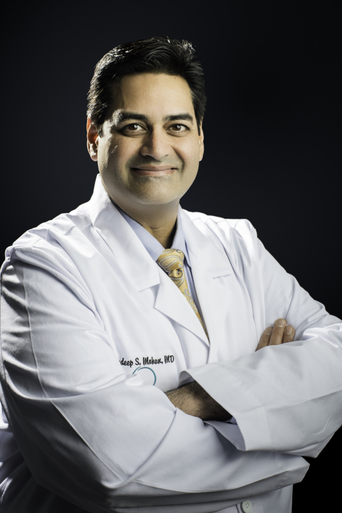 Dr. Pradeep Mohan of Veda Medical