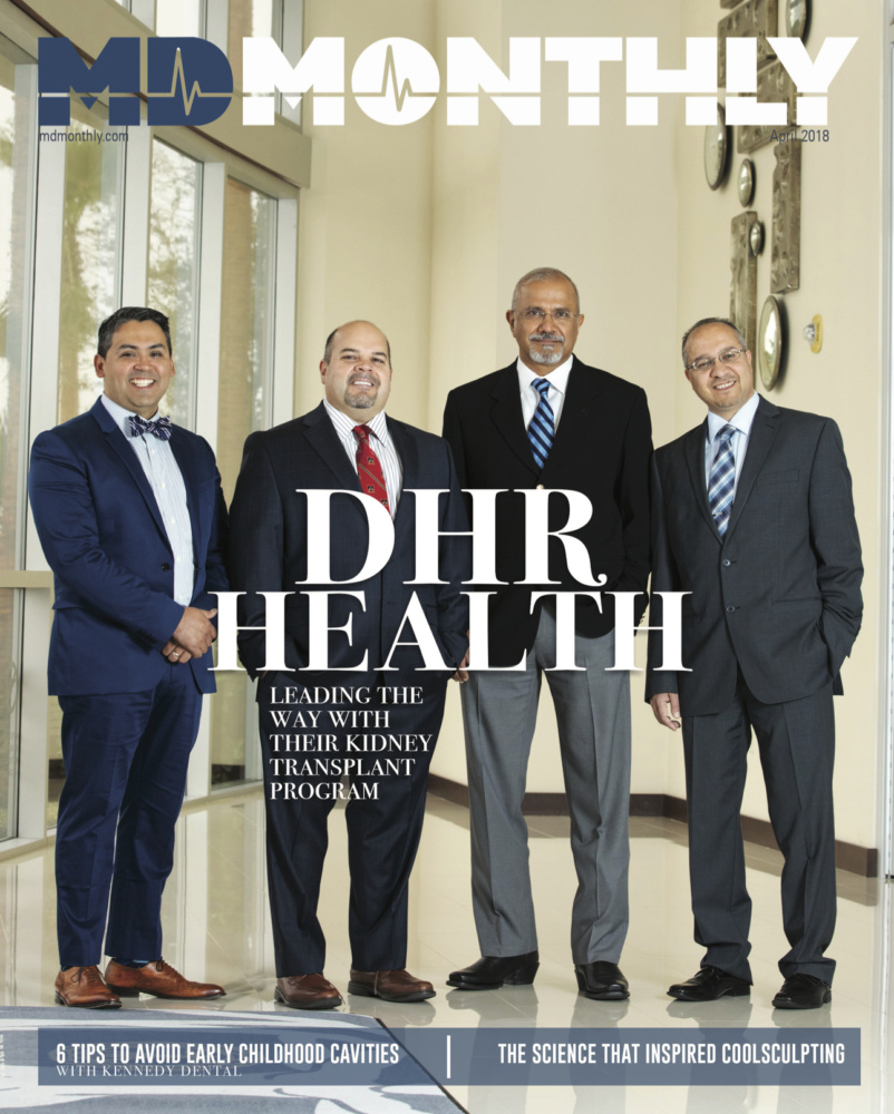 DHR | MD Monthly