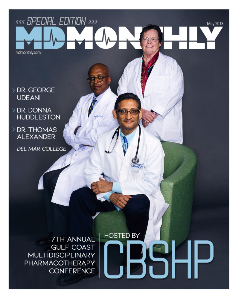CBSHP | MD Monthly Magazine Cover