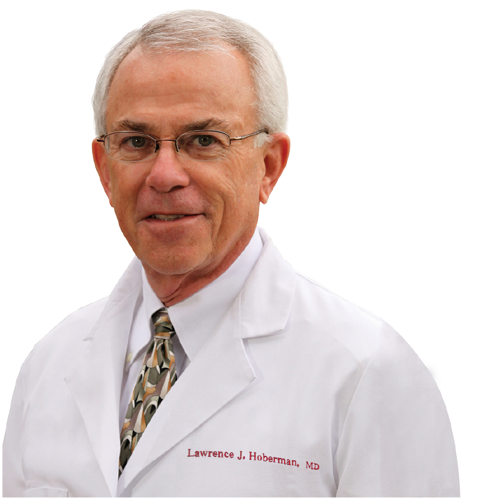 Dr. Hoberman - MD Monthly