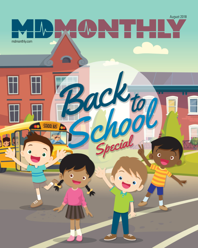 Back To School | MD Monthly