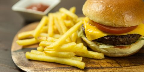 5 Fast Foods That Are Harming Your Teeth