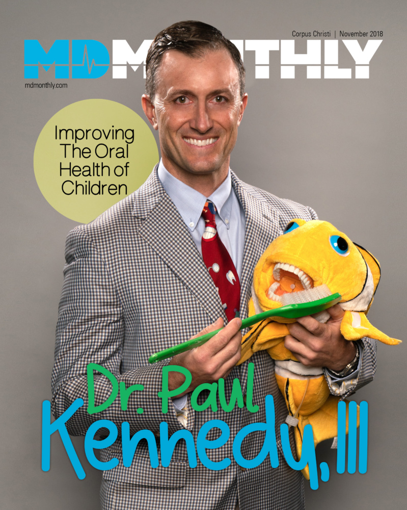Dr. Paul Kennedy | MD Monthly