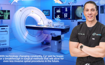 Dr. Steven Cyr - Medical Innovations: O-arm