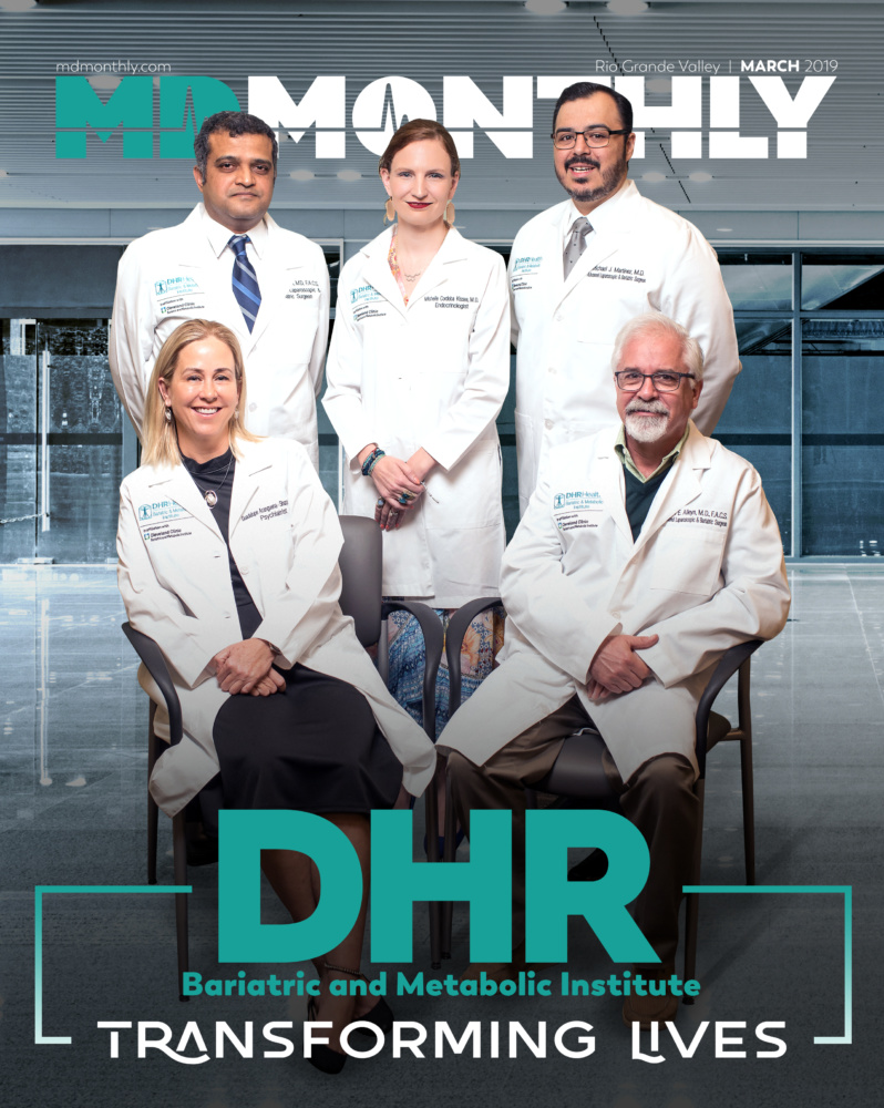 DHR BMI March Issue - MD Monthly