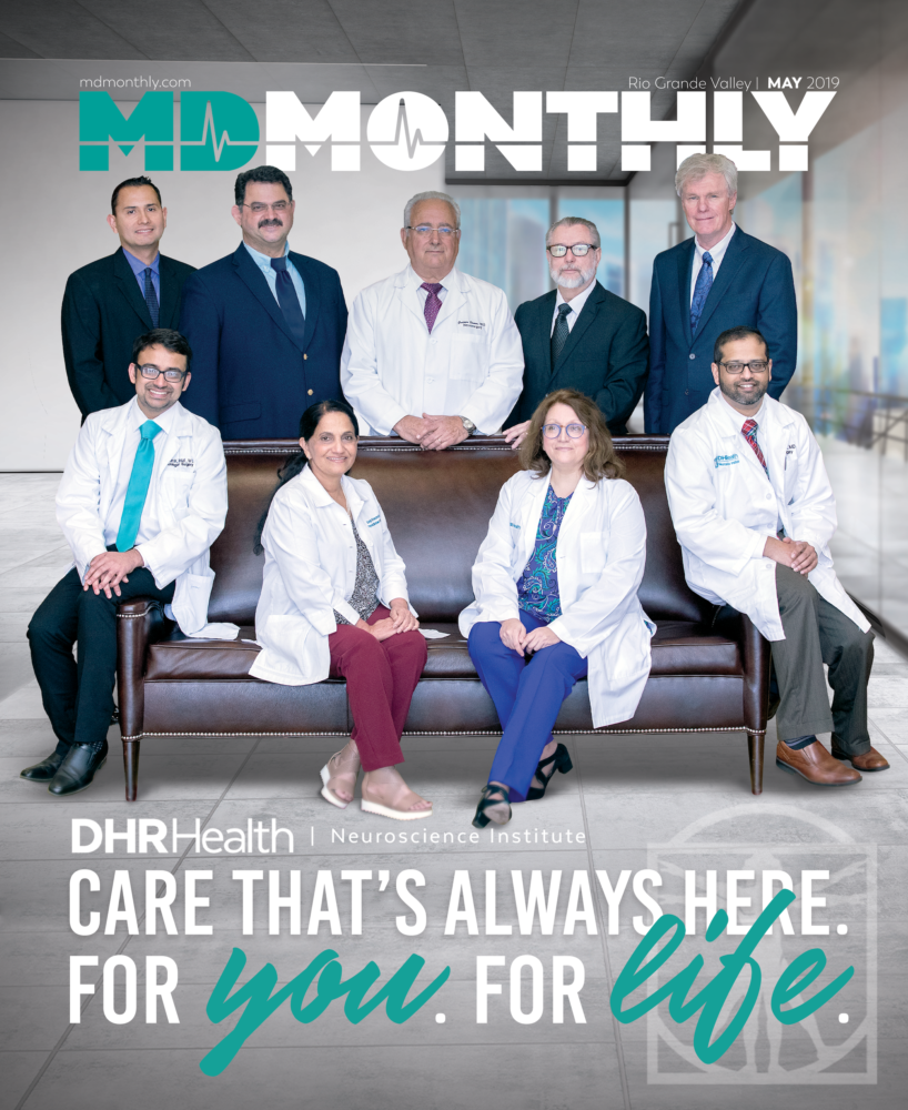 MD Monthly DHR Cover - Neuro 2