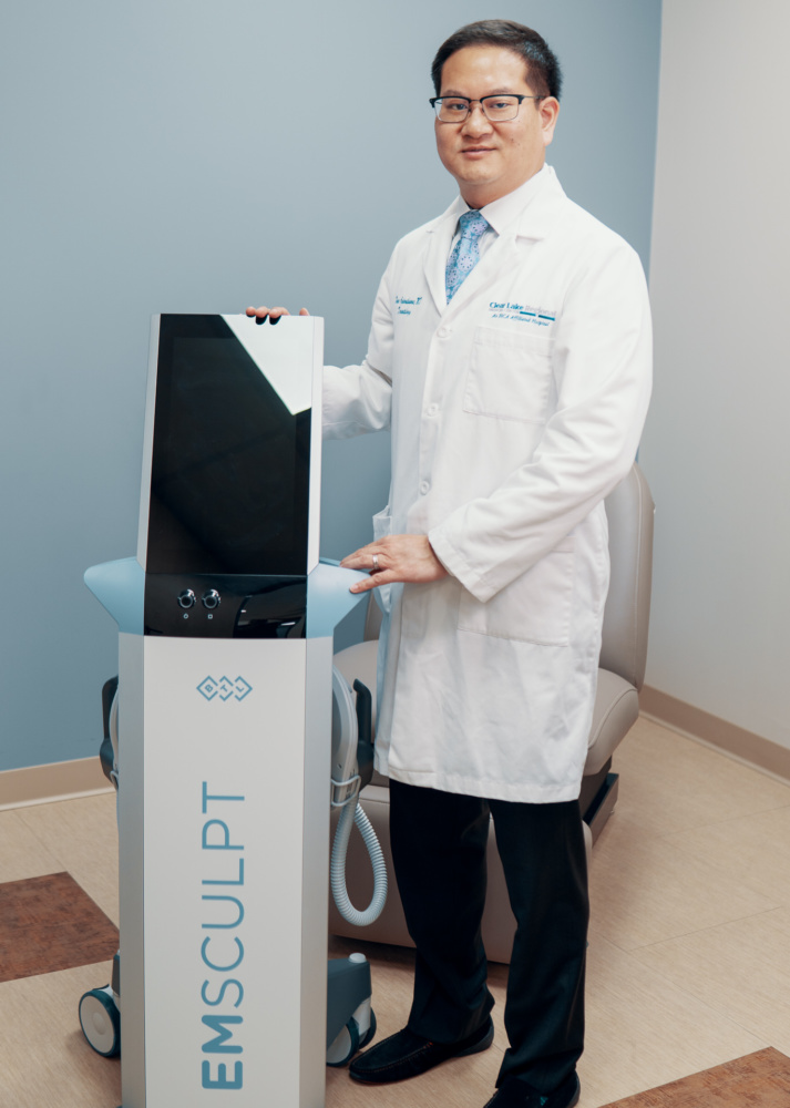 EMSCULPT In Houston