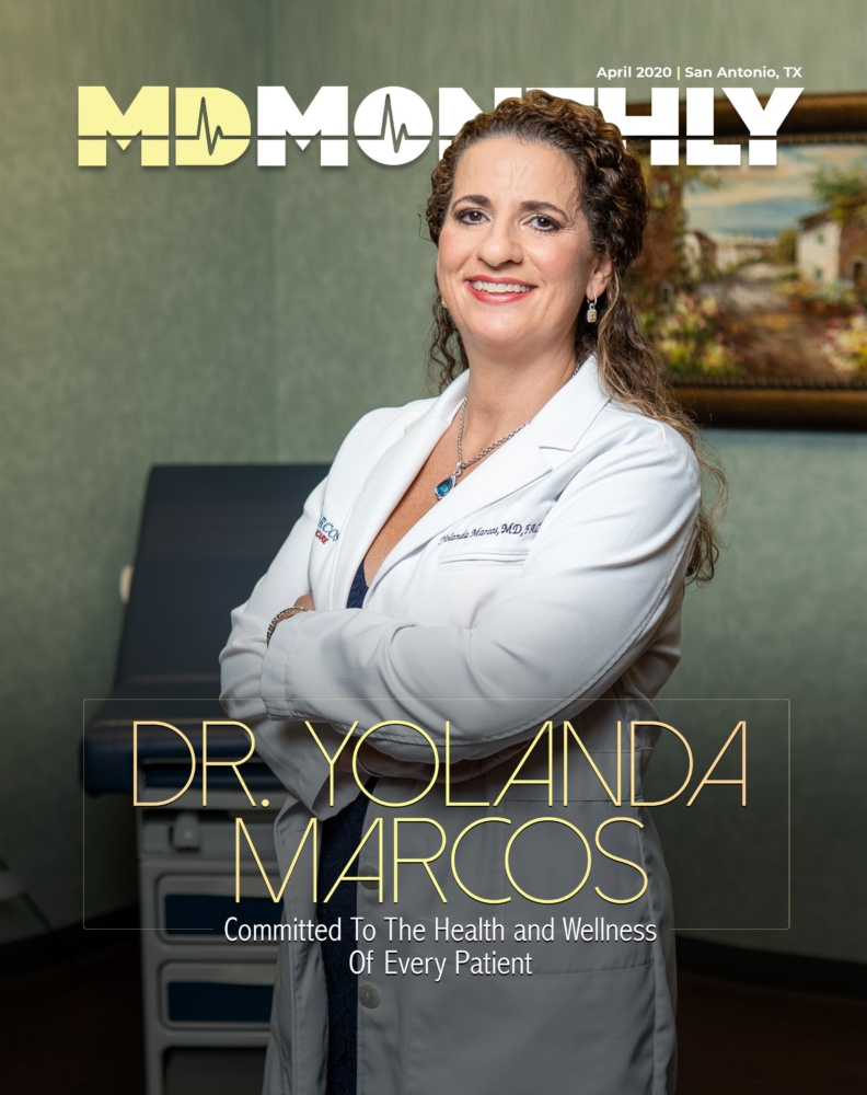 md monthly cover